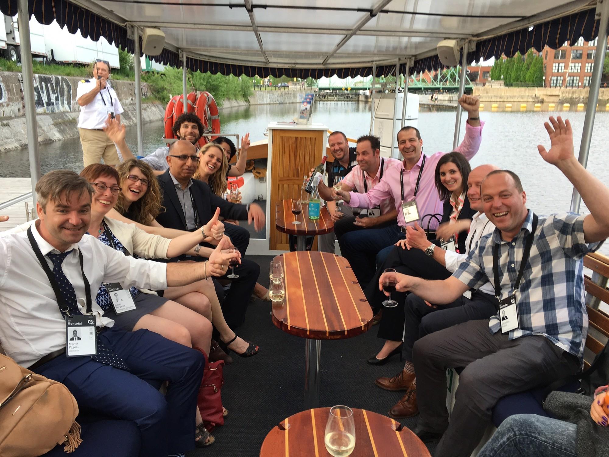 C2MTL_jour3_bateau avec parcours innovation Montreal